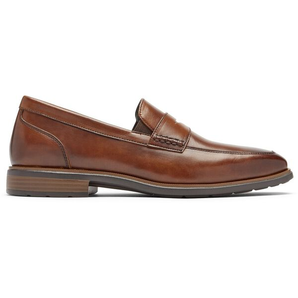 DresSports Business2 Penny Loafer, Cognac Antique, hi-res
