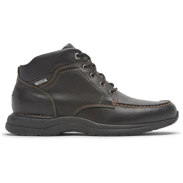 Edge Hill II Moc Boot Wp, Black Lthr, hi-res
