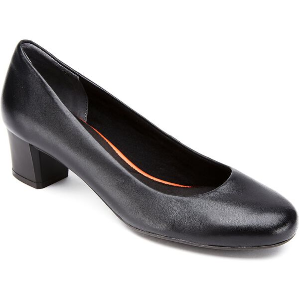 Total Motion Low Plain Pump, Black, hi-res