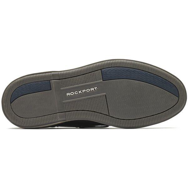 Perth Boat Shoe, Dark Tan/Navy, hi-res