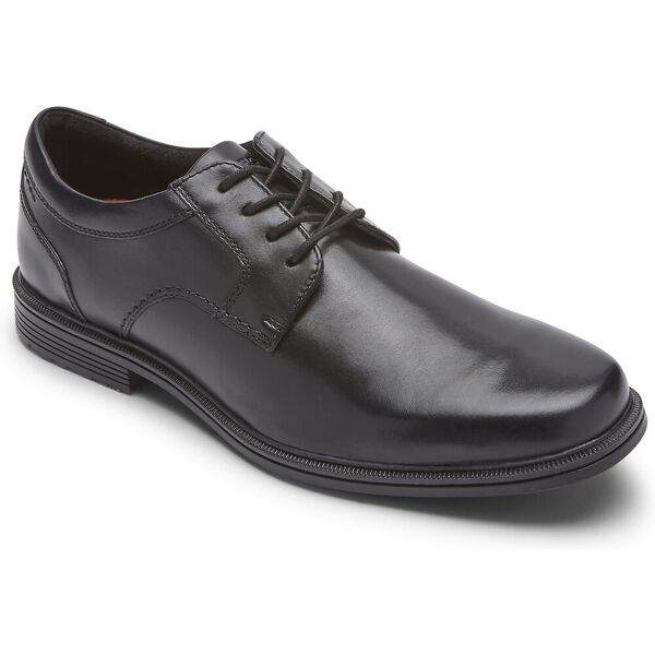 Taylor Plain Toe Waterproof, Black, hi-res