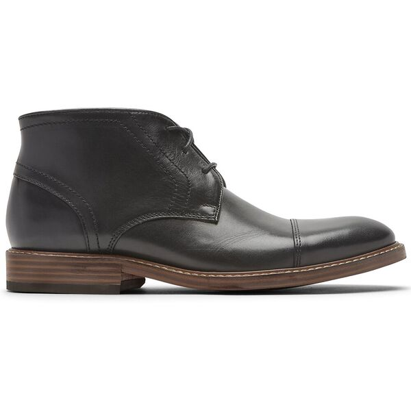 Kenton Chukka, Black, hi-res
