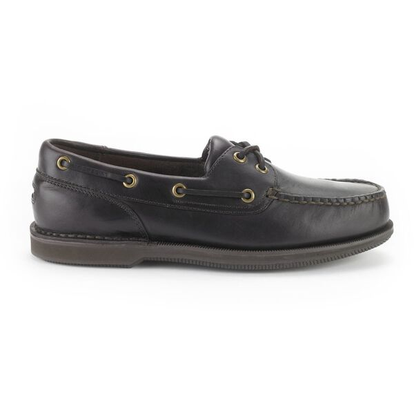Perth Boat Shoe, Brown Pull Up, hi-res
