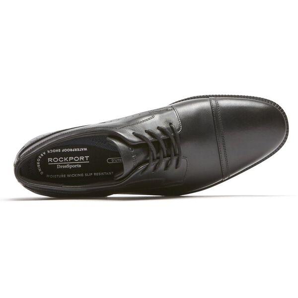 Dressports Modern WP Cap Toe, Black, hi-res