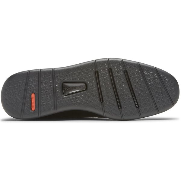 Total Motion Sport Dress 4-Eye Plain Toe, Black, hi-res