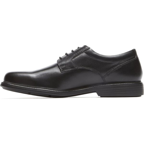 Charles Road Plain Toe, Black, hi-res