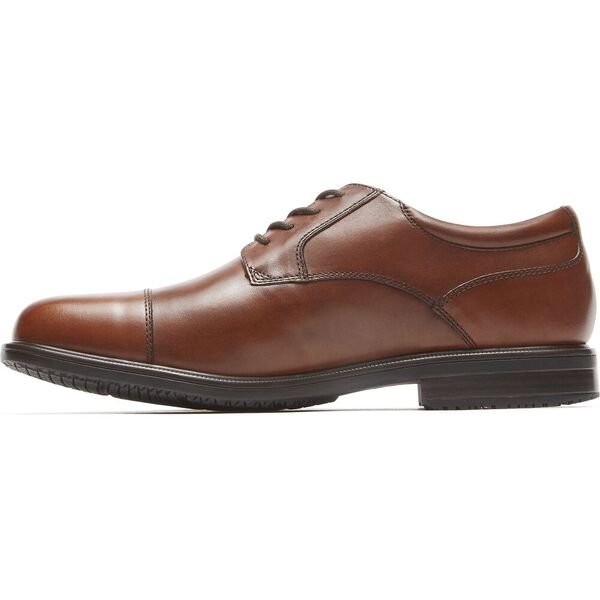 Essential Details II Cap Toe, Tan Antique, hi-res