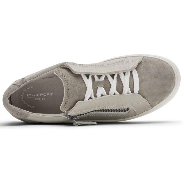 Truflex Parissa Lace Up, Grey, hi-res