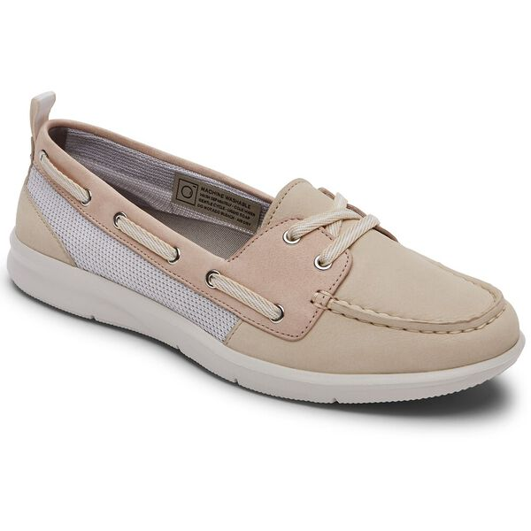 Ayva Washable Boat Shoe