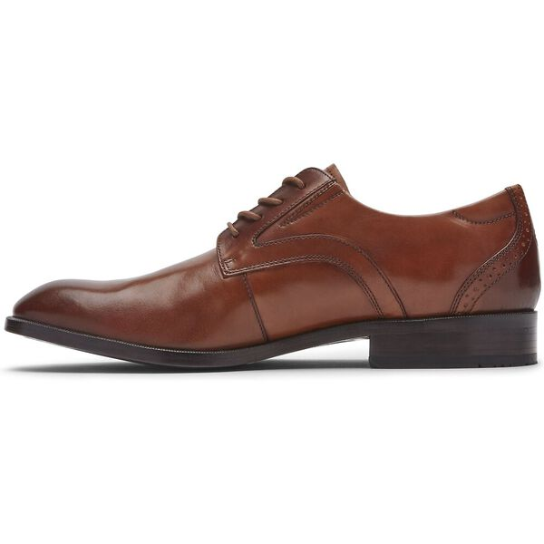 Total Motion Office Plain Toe, British Tan, hi-res