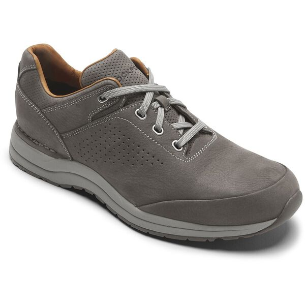 Edge Hill II Plain Toe Ubal, Breen Nubuck, hi-res