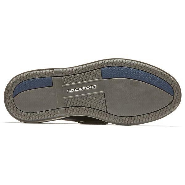 Perth Boat Shoe, Navy/Dark Tan, hi-res