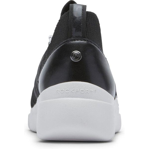 R-Evo Knit Bootie, Black, hi-res