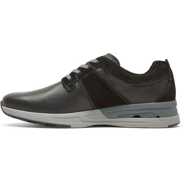 Pulsetech Sport Plain Toe Waterproof, Black, hi-res