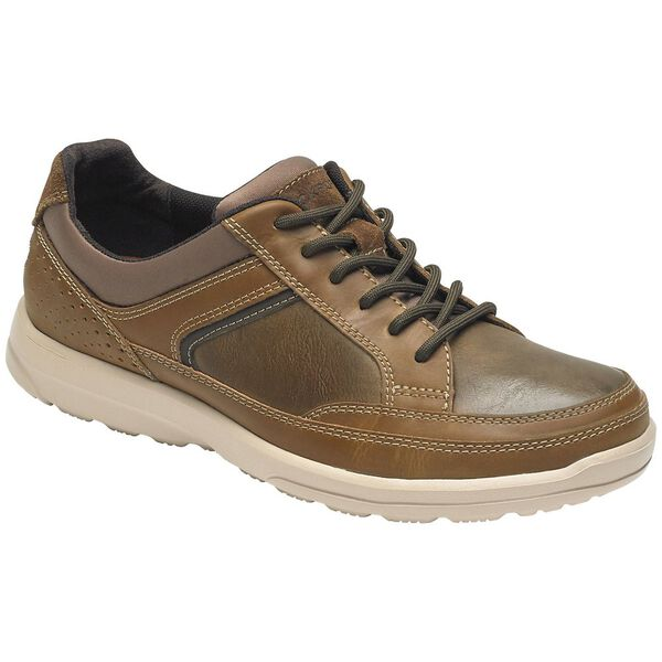 Welker Casual Lace Up, Tan, hi-res
