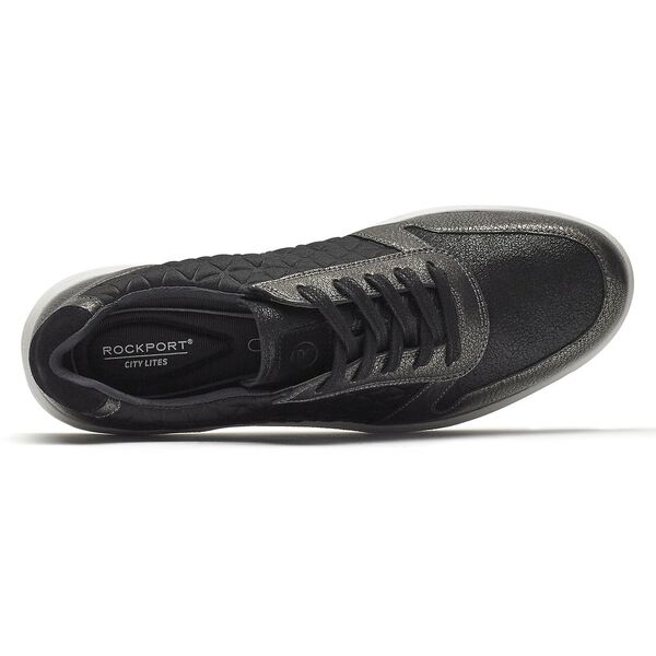 City Lite Ayva Tie, Black, hi-res
