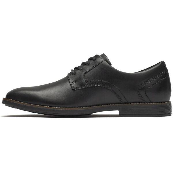 Slayter Plain Toe, Black, hi-res