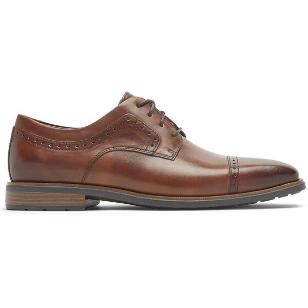 Dressports Business 2 Cap Toe, Cognac Antq, hi-res