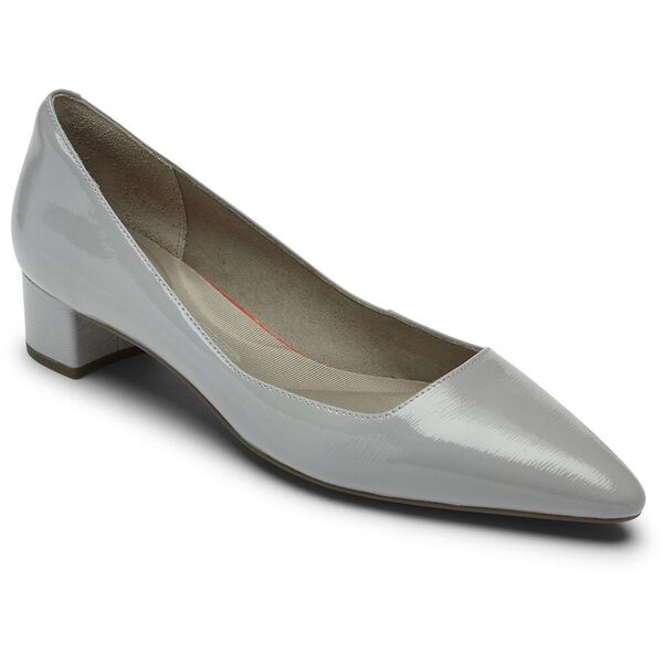 Total Motion Gracie Pump, Heather Grey, hi-res
