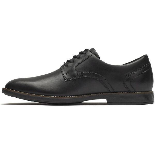 Slayter Plain Toe, Black, hi-res