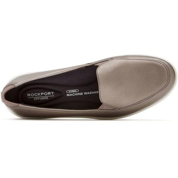 City Lite Ayva Washable Loafer, Metallic, hi-res