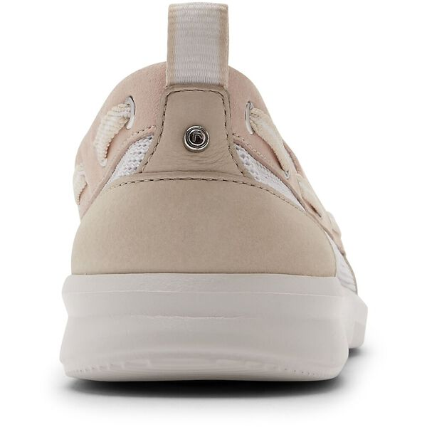 Ayva Washable Boat Shoe, Vanilla/Pink, hi-res