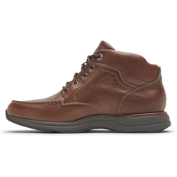 Edge Hill II Moc Boot Wp, Brown Lthr, hi-res