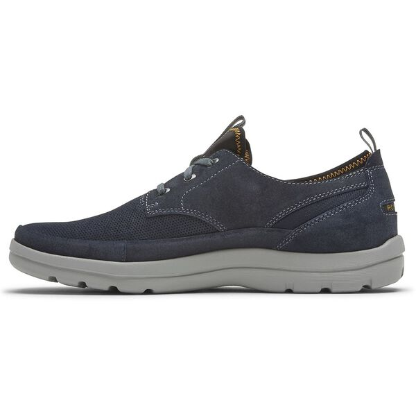 GYK II 3 Eye Plain Toe, New Dress Blues Sde, hi-res