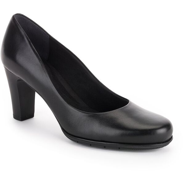 Total Motion 75MM Plain Pump, Black, hi-res
