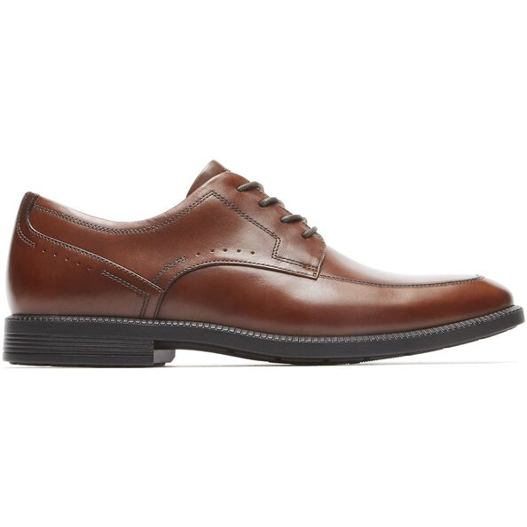 Dressports Modern Wingtip Lace, New Brown, hi-res