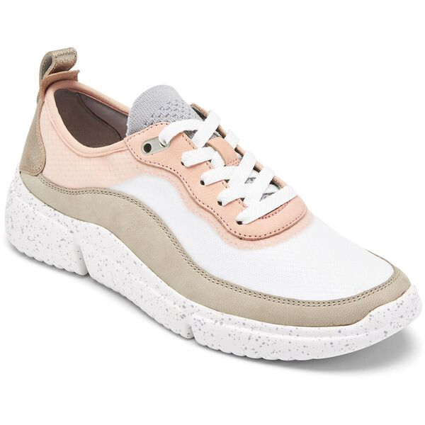 R-Evo Trainer, Pink/Taupe/White, hi-res