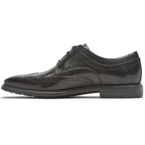 Dressports Business 2 Wingtip, Black, hi-res