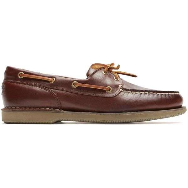 Perth Boat Shoe, Nutmeg, hi-res